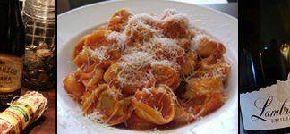 Lambrusco e la cucina tipica emiliana