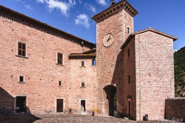 Piobbico, Castello Brancaleoni