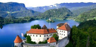 Il castello di Bled