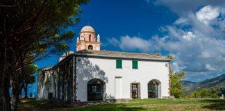 Santuario di N.S. di Montenero (Riomaggiore)
