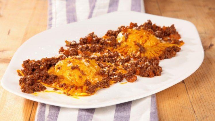 Tortelli di patate